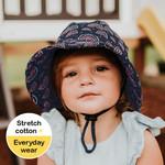 Bedhead Hats Bedhead Toddler Bucket Hat - Rainbow