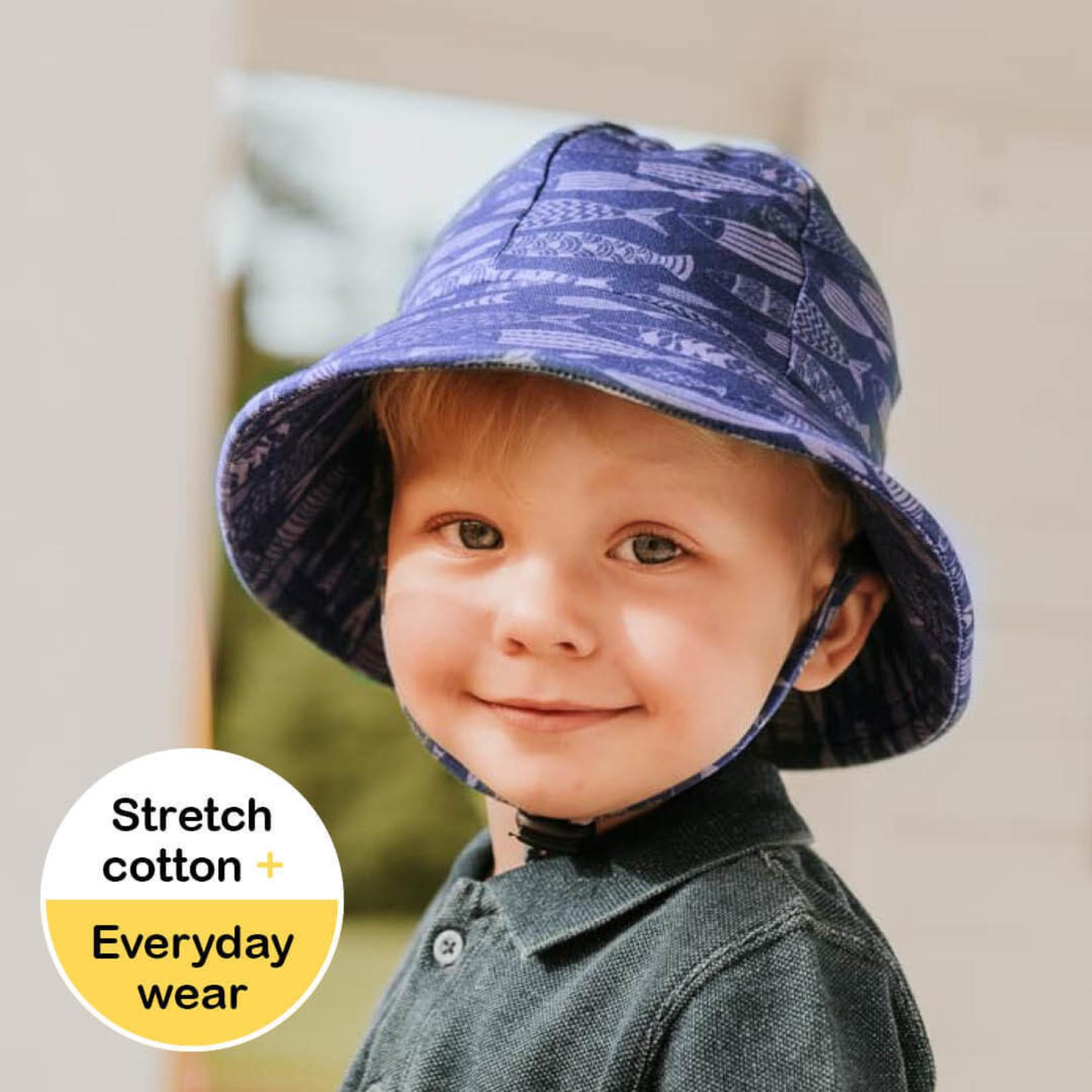Bedhead Hats Bedhead Toddler Bucket Hat - Fish