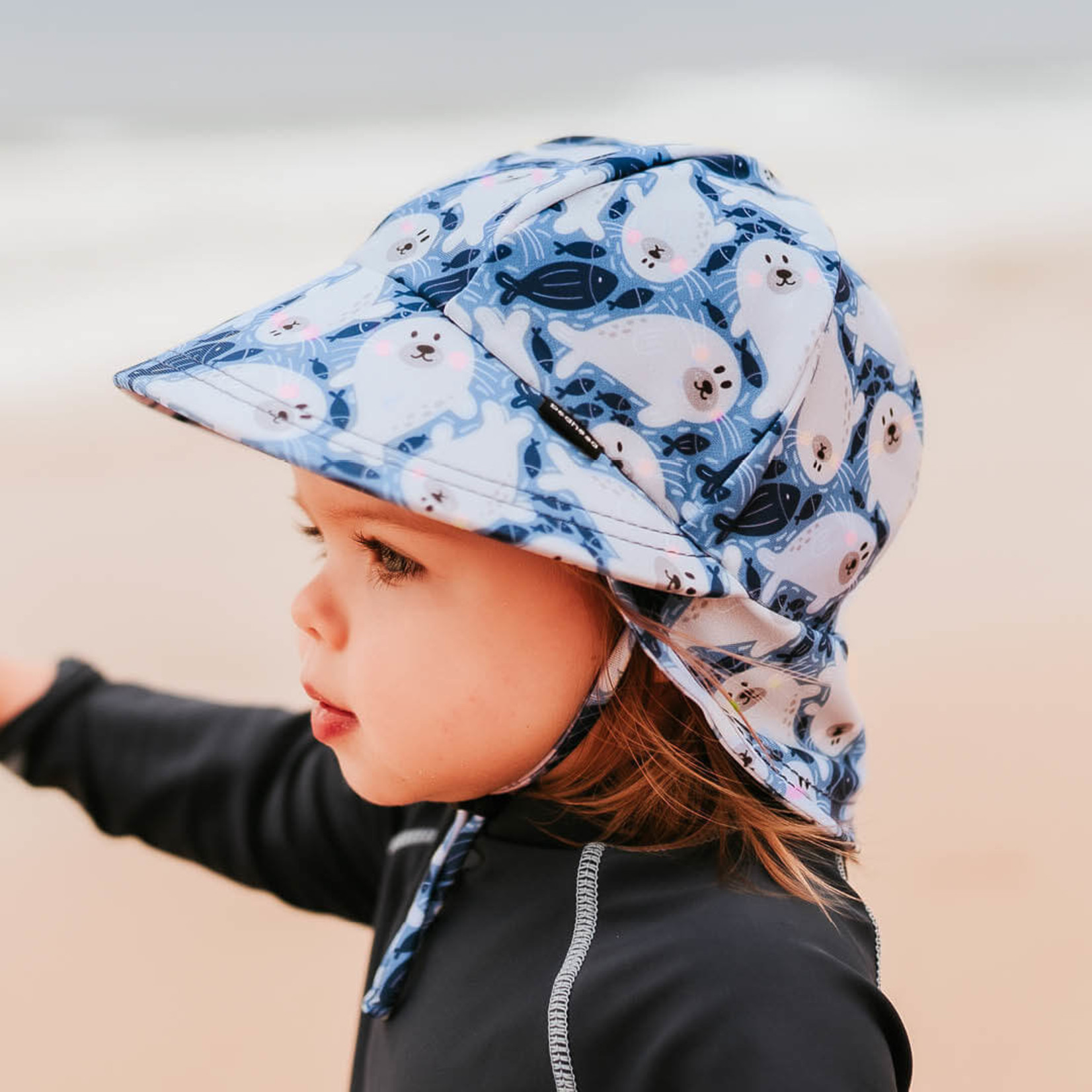 Bedhead Hats Bedhead Swim Legionnaire Hat - Seal