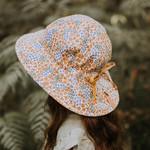 Bedhead Hats Bedhead Heritage Panelled Bucket Hat - Mabel