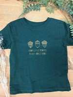 From Tiny Acorns, Might Oaks Grow Youth T-Shirt