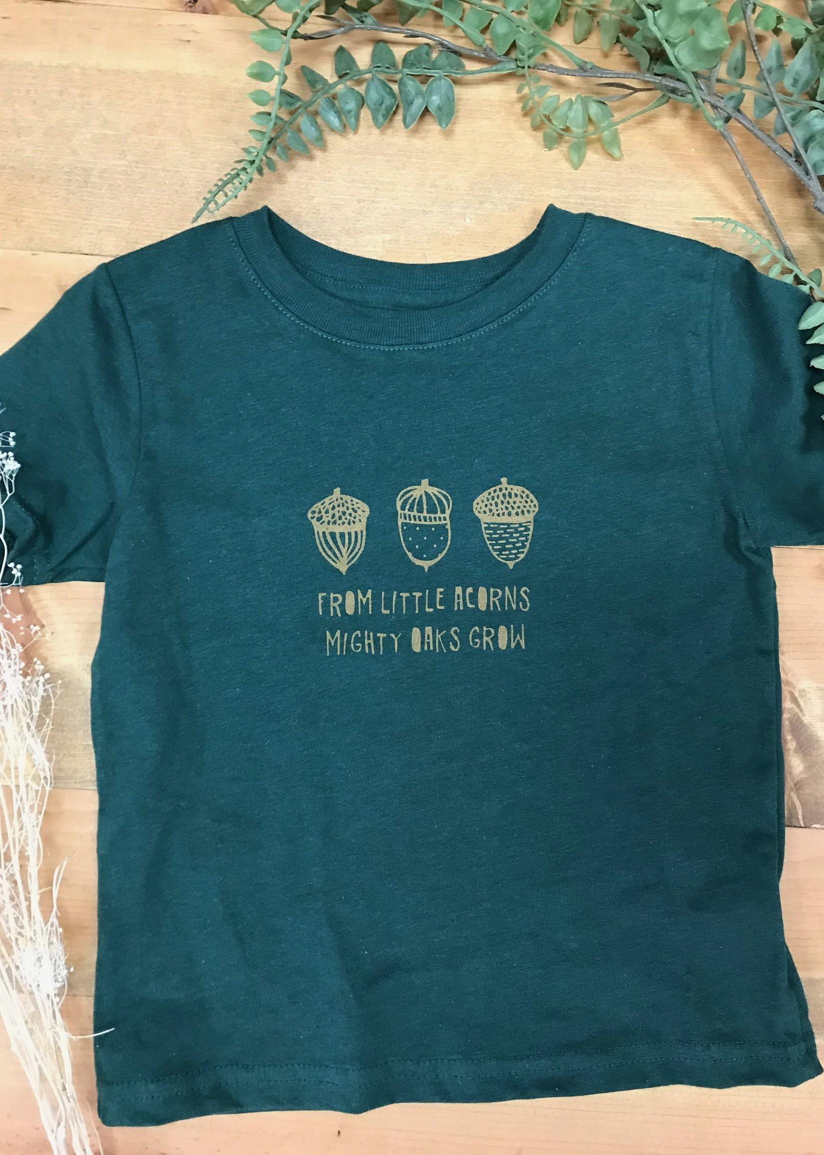 From Tiny Acorns, Might Oaks Grow Youth T-Shirt