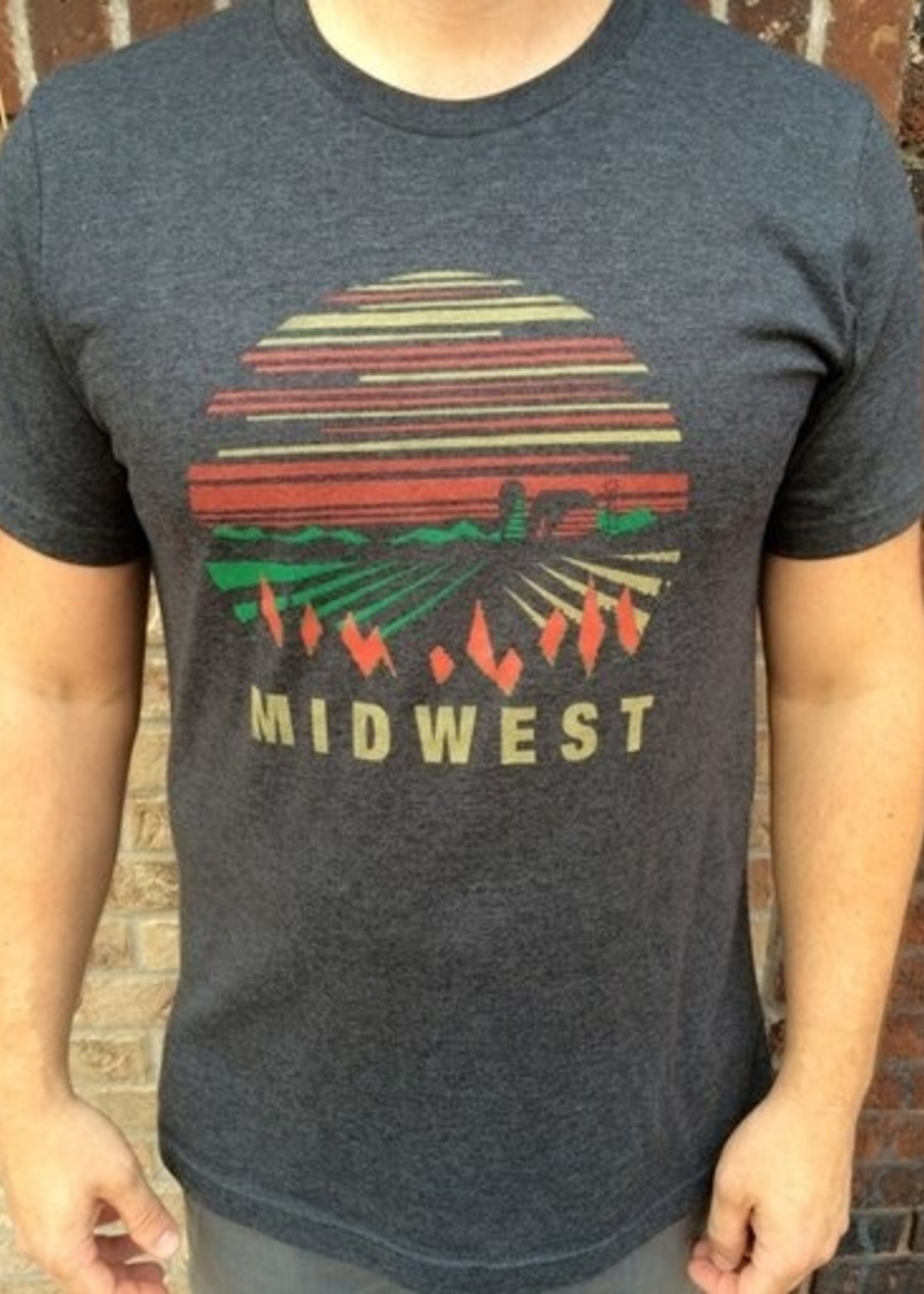 Midwest Adult T-Shirt