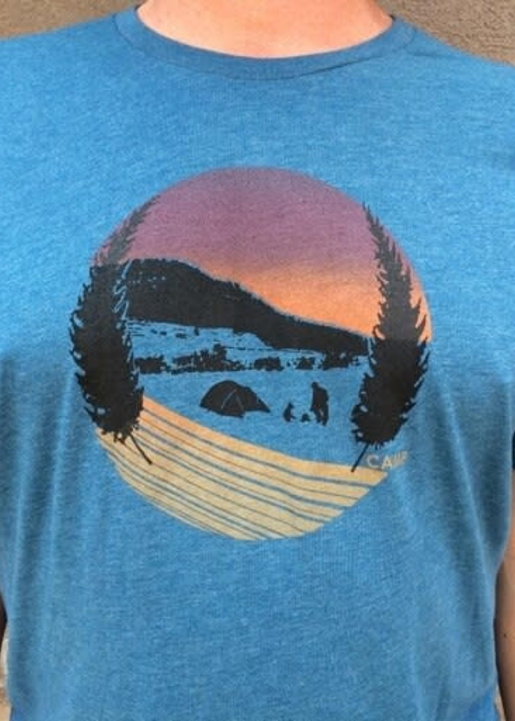 Camp Adult T-Shirt