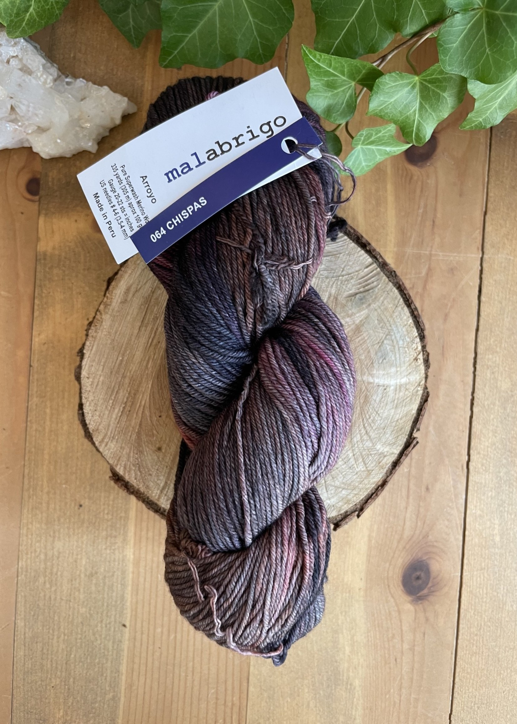 Malabrigo Arroyo Yarn