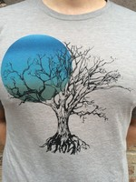 Perry Tree / Blue Moon Adult T-Shirt
