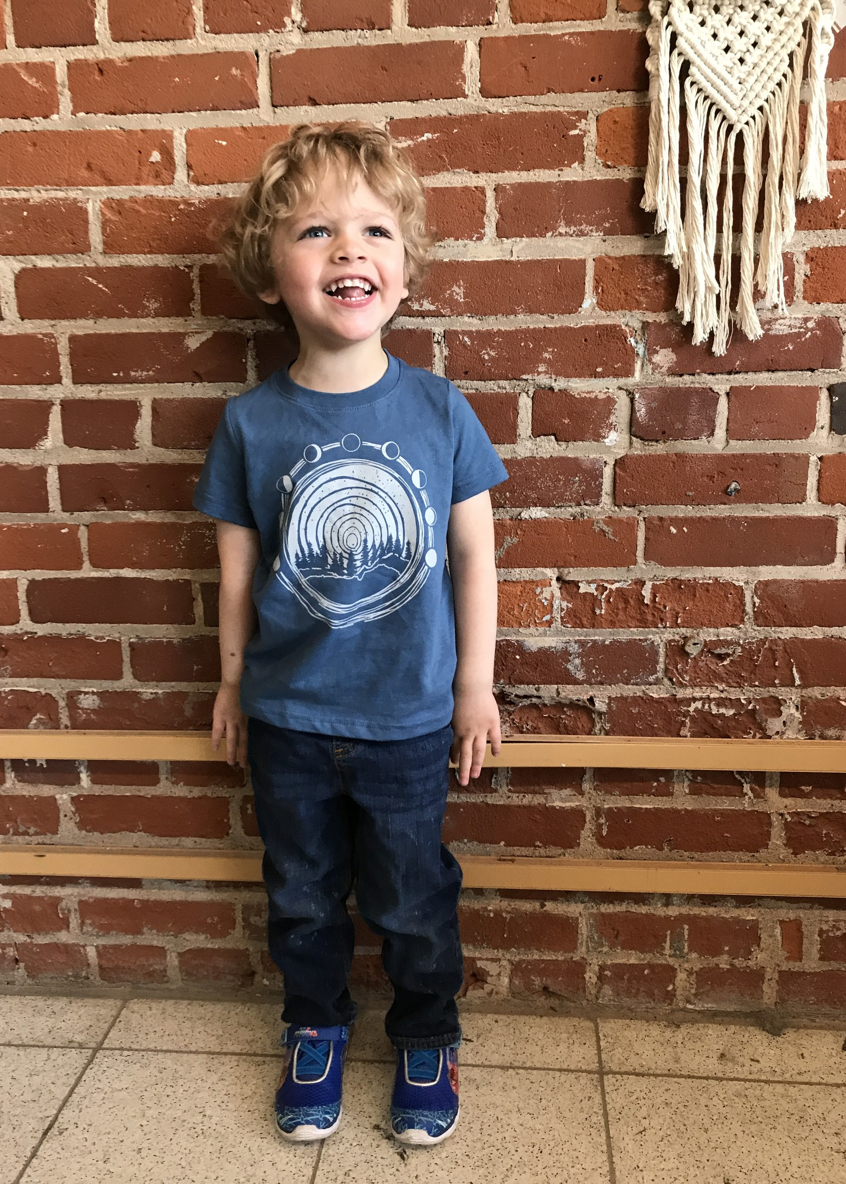 Moon Over Midwest Youth T-Shirt