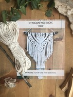 DIY Mara Macrame Wall Hanging Kit