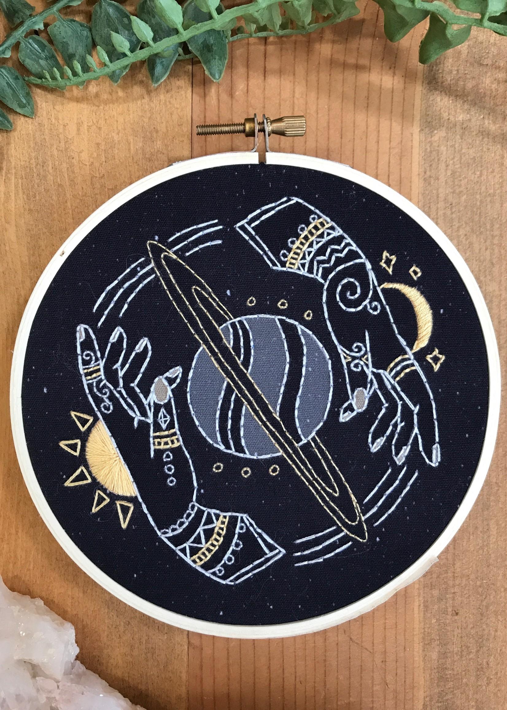 DIY Stitch Kit - Equinox Embrace