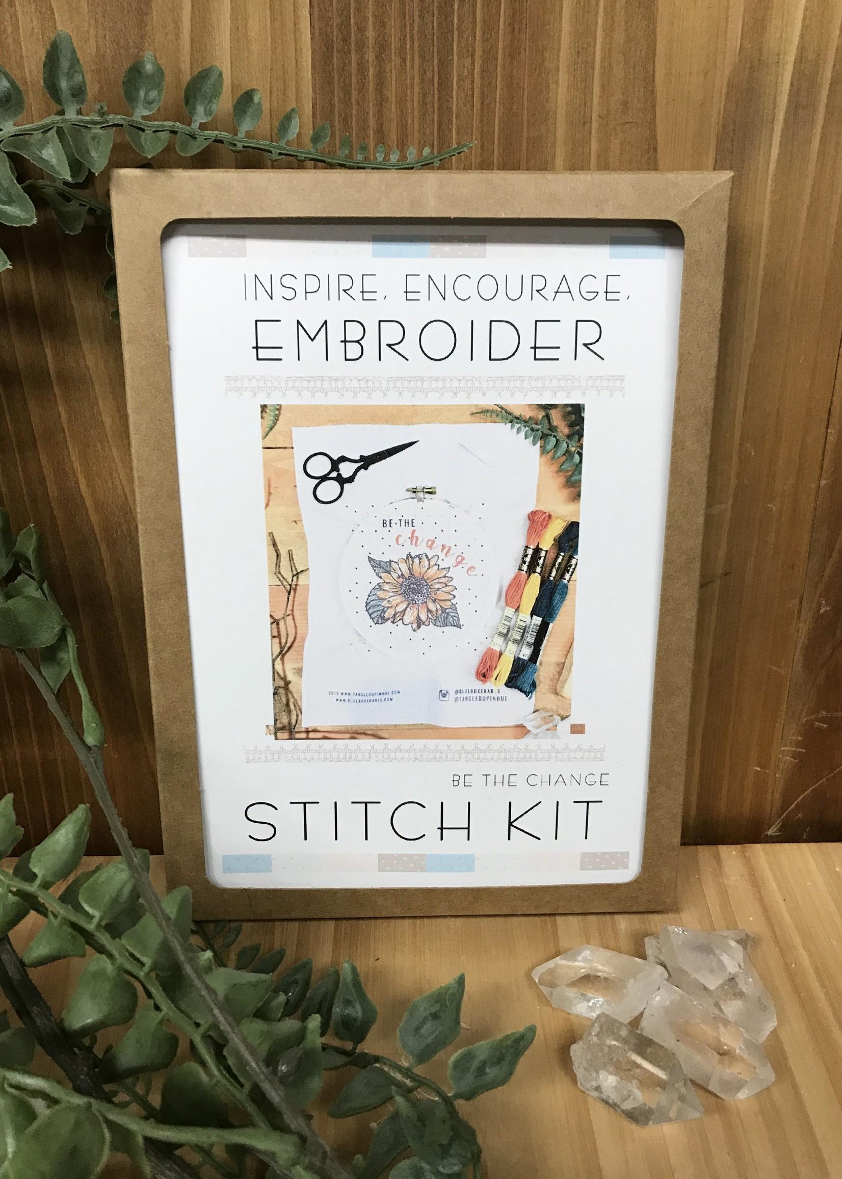 DIY Stitch Kit - Be the Change
