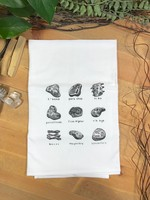 Screen Printed Dish Towel Meat Lover