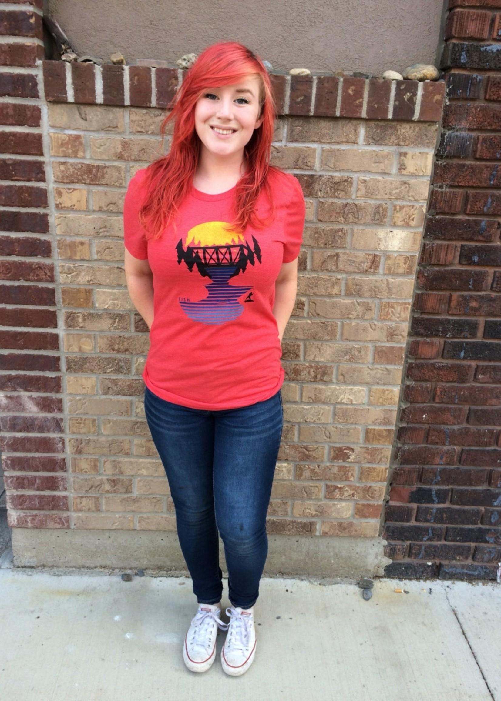 Hobby - Fish Adult T-Shirt