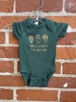 From Tiny Acorns, Might Oaks Grow Baby Body Suit