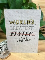 Greeting Card - Greatest Farter