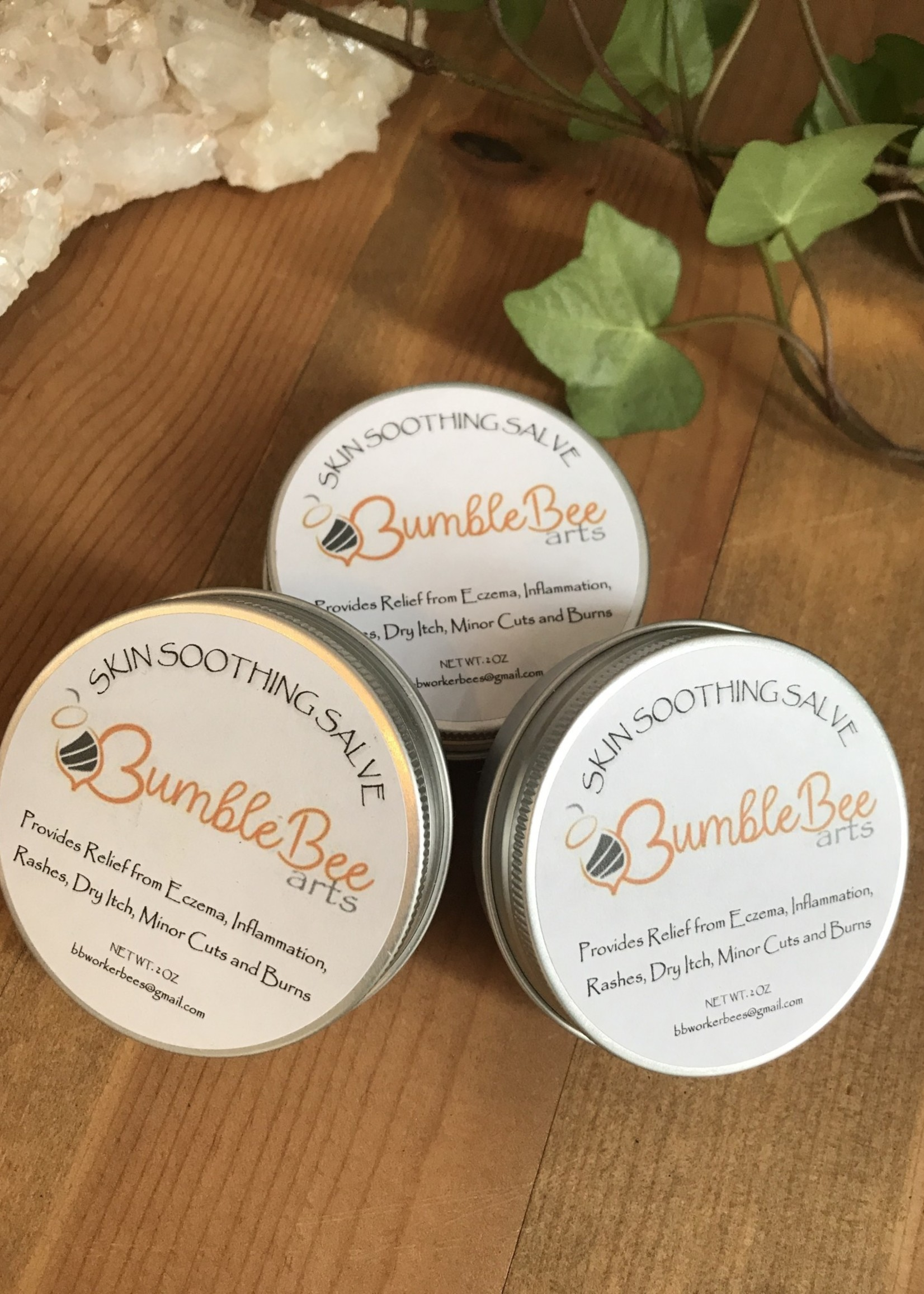 BumbleBee Arts Skin Soothing Salve - Bumble Bee Arts