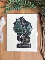 WI Northwoods Print