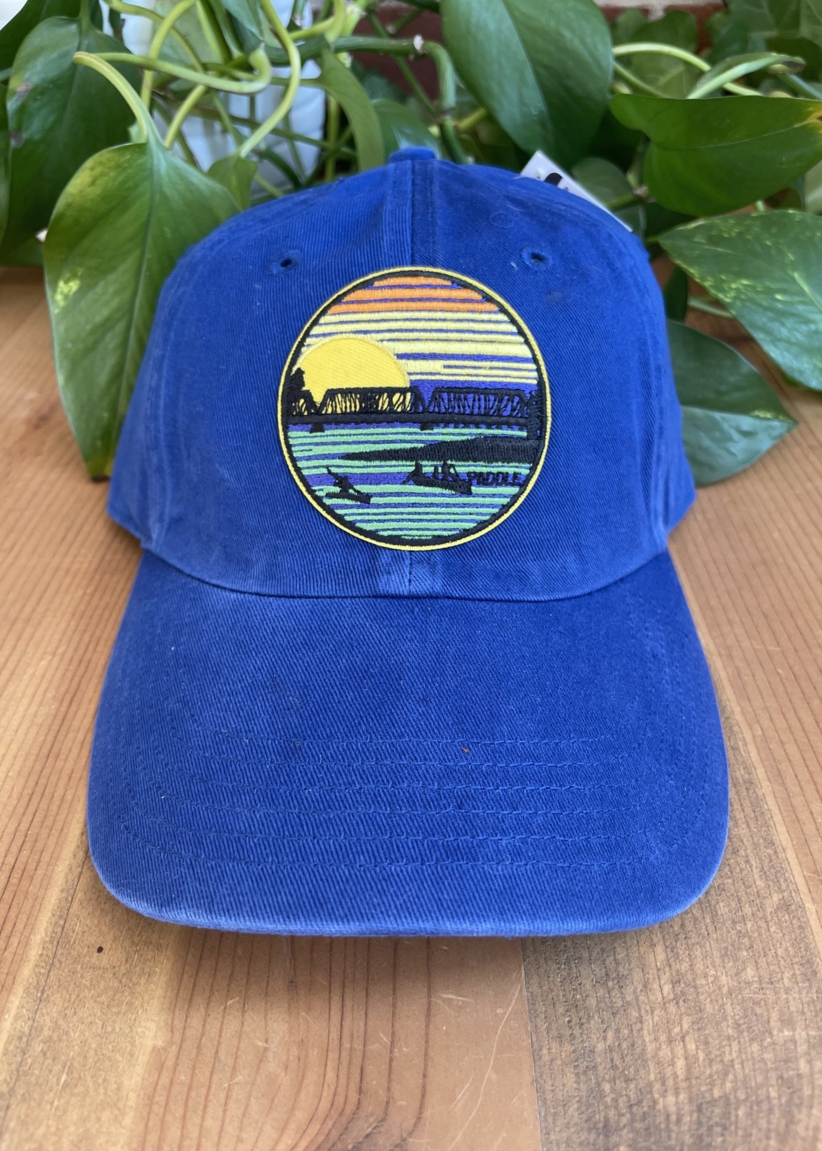 Hat - Curved Bill Paddle
