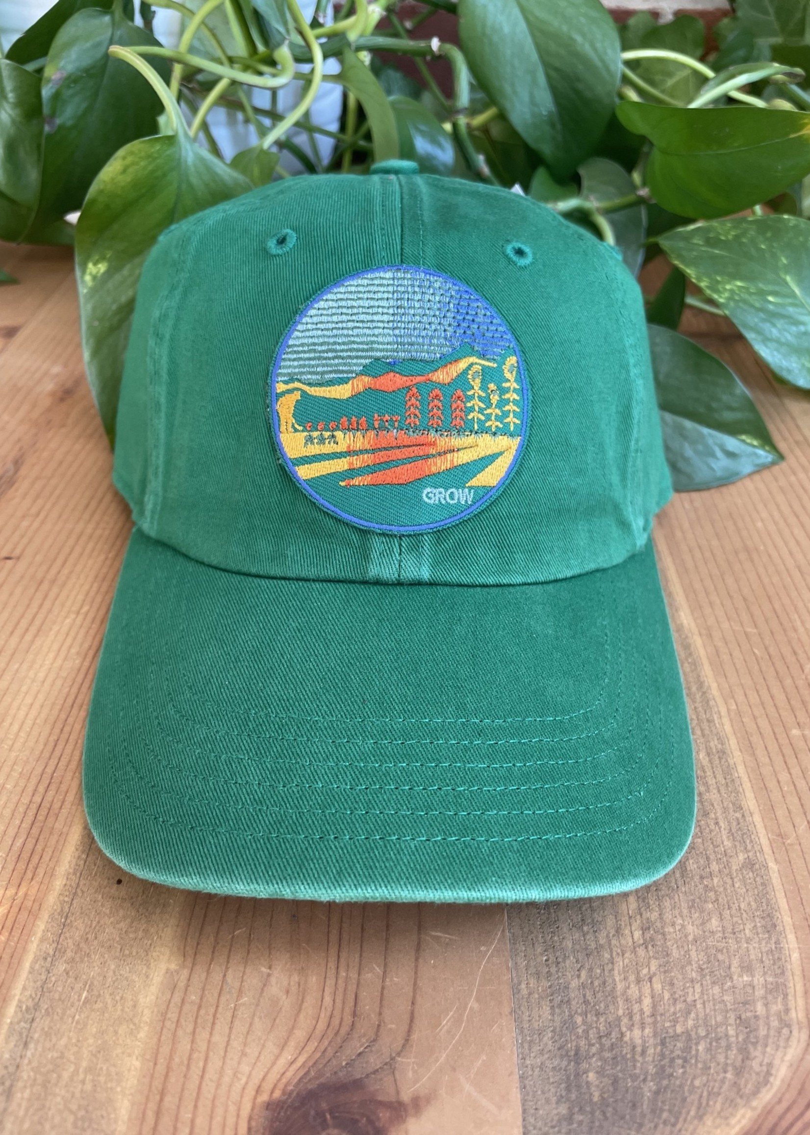 Hat - Curved Bill Grow