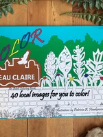 Color Eau Claire Coloring Book