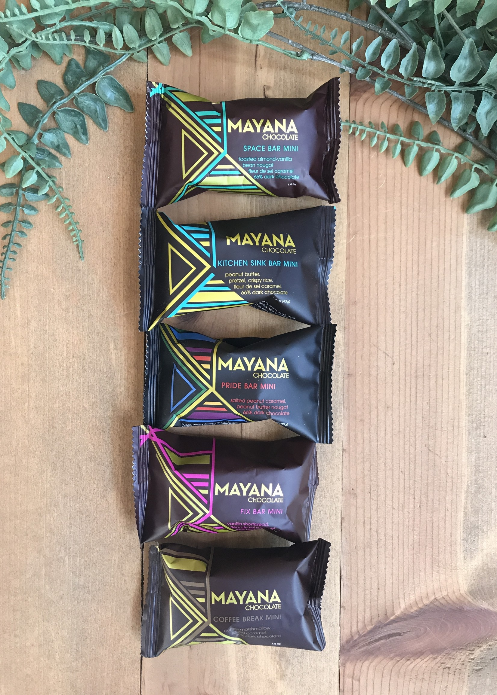 Mayana Chocolate Bar