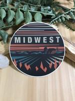 Sticker - Midwest