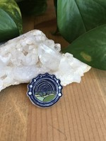 Acrylic Pin - Moon Over Midwest