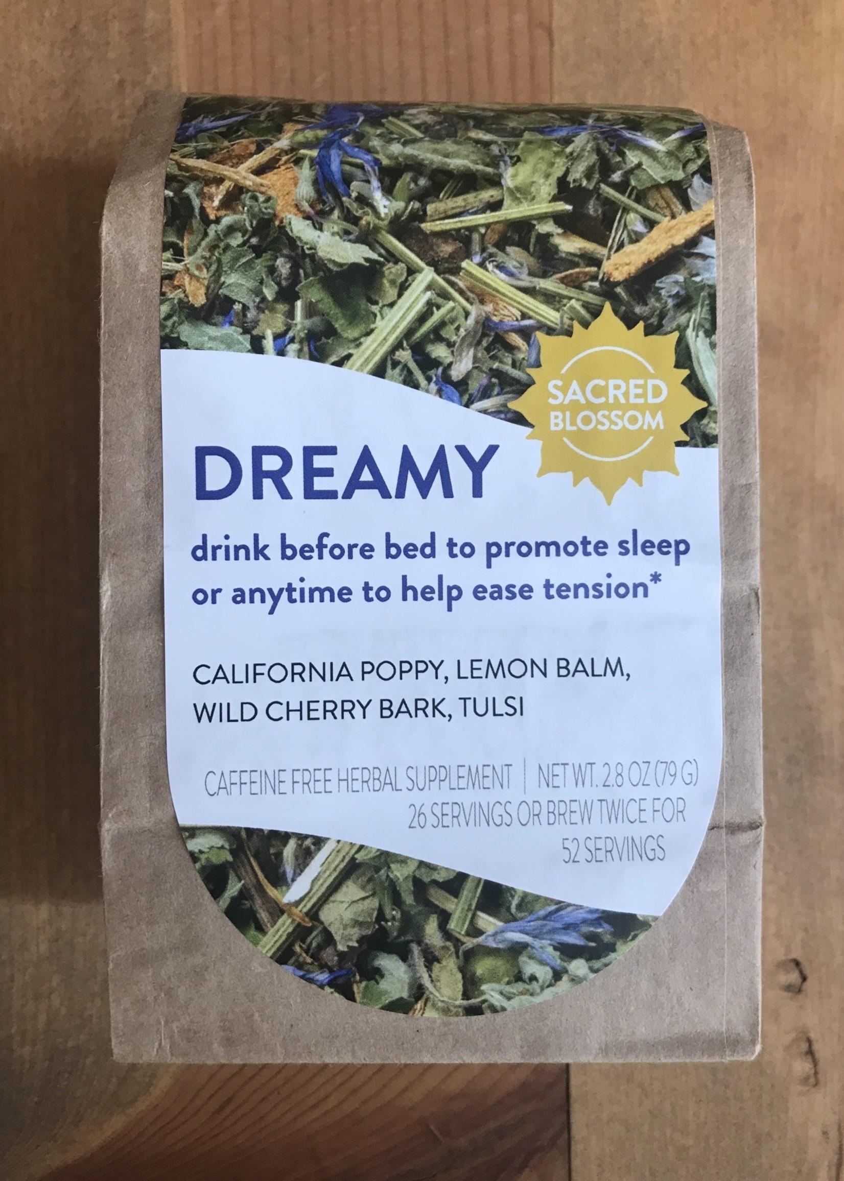 Sacred Blossom Tea