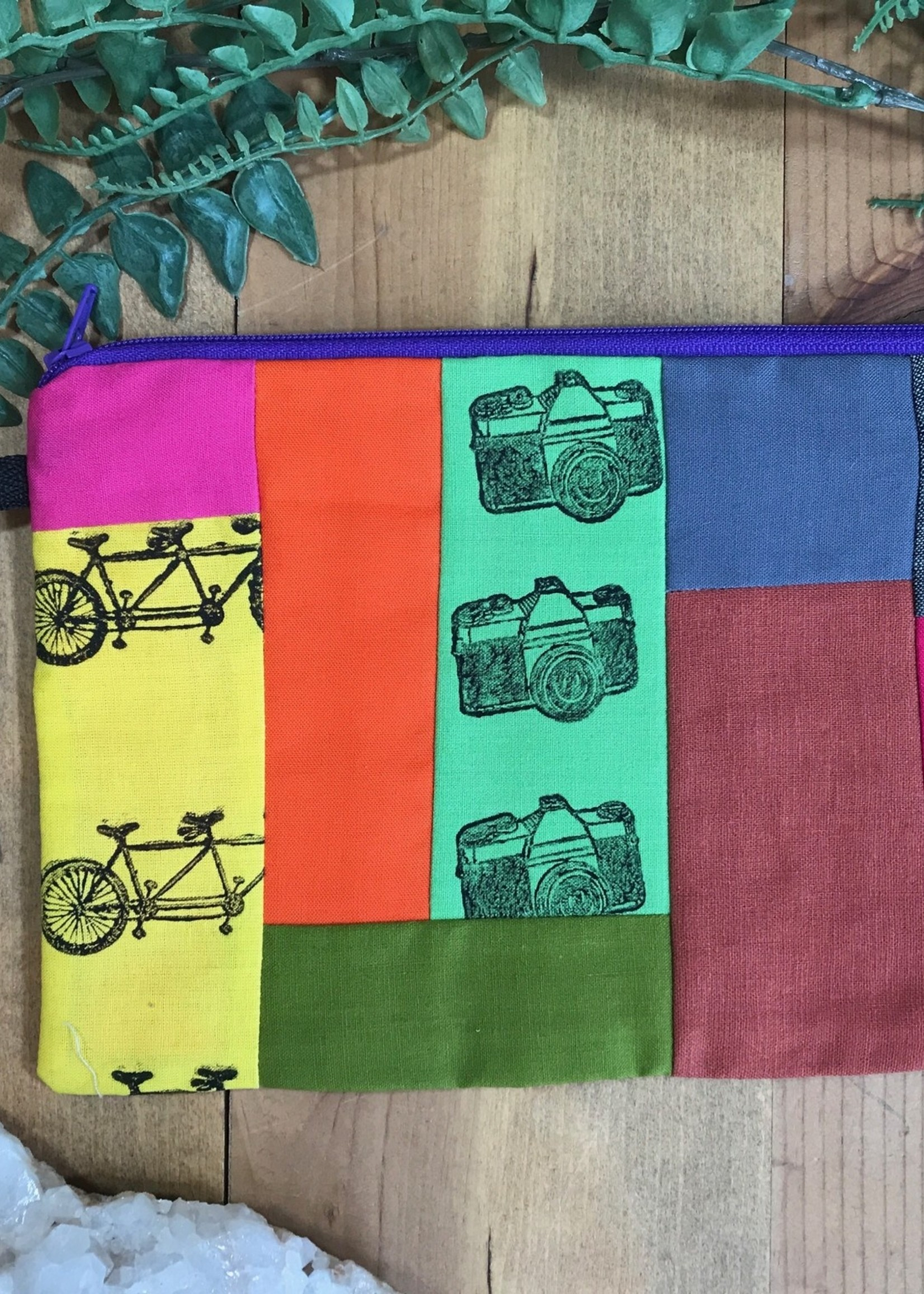 Kitschy Mama Kitschy Mama Recycled Pouches