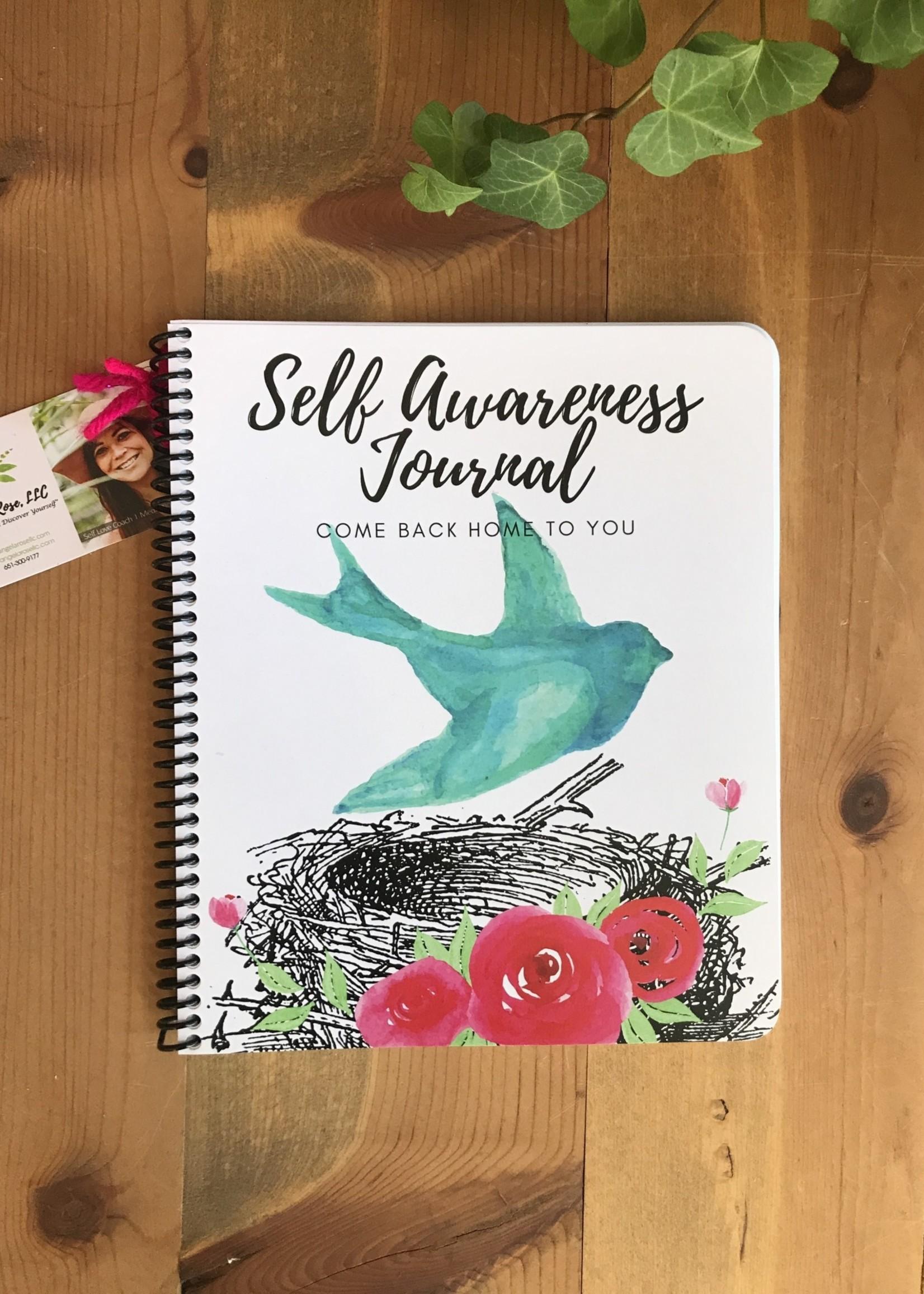 Angela Rose LLC Self Awareness Journal