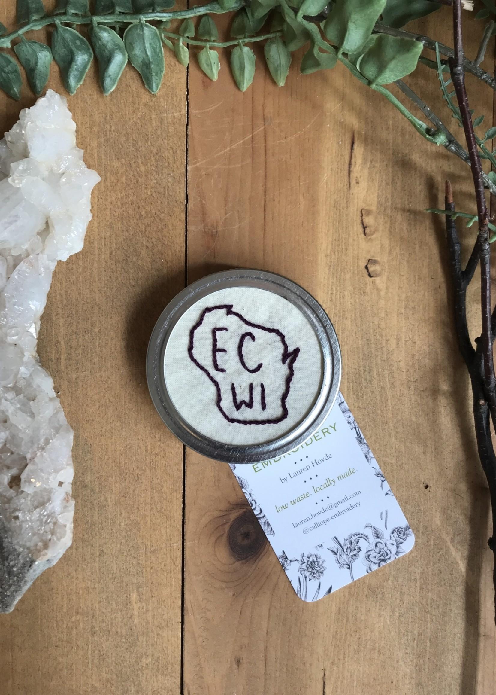 calliope embroidery EC small embroidery merlot