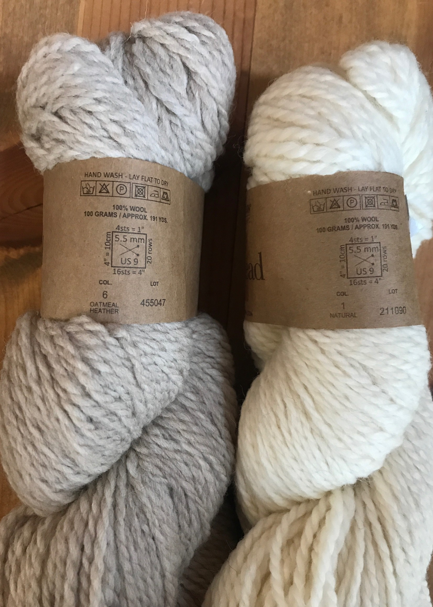 homestead yarn