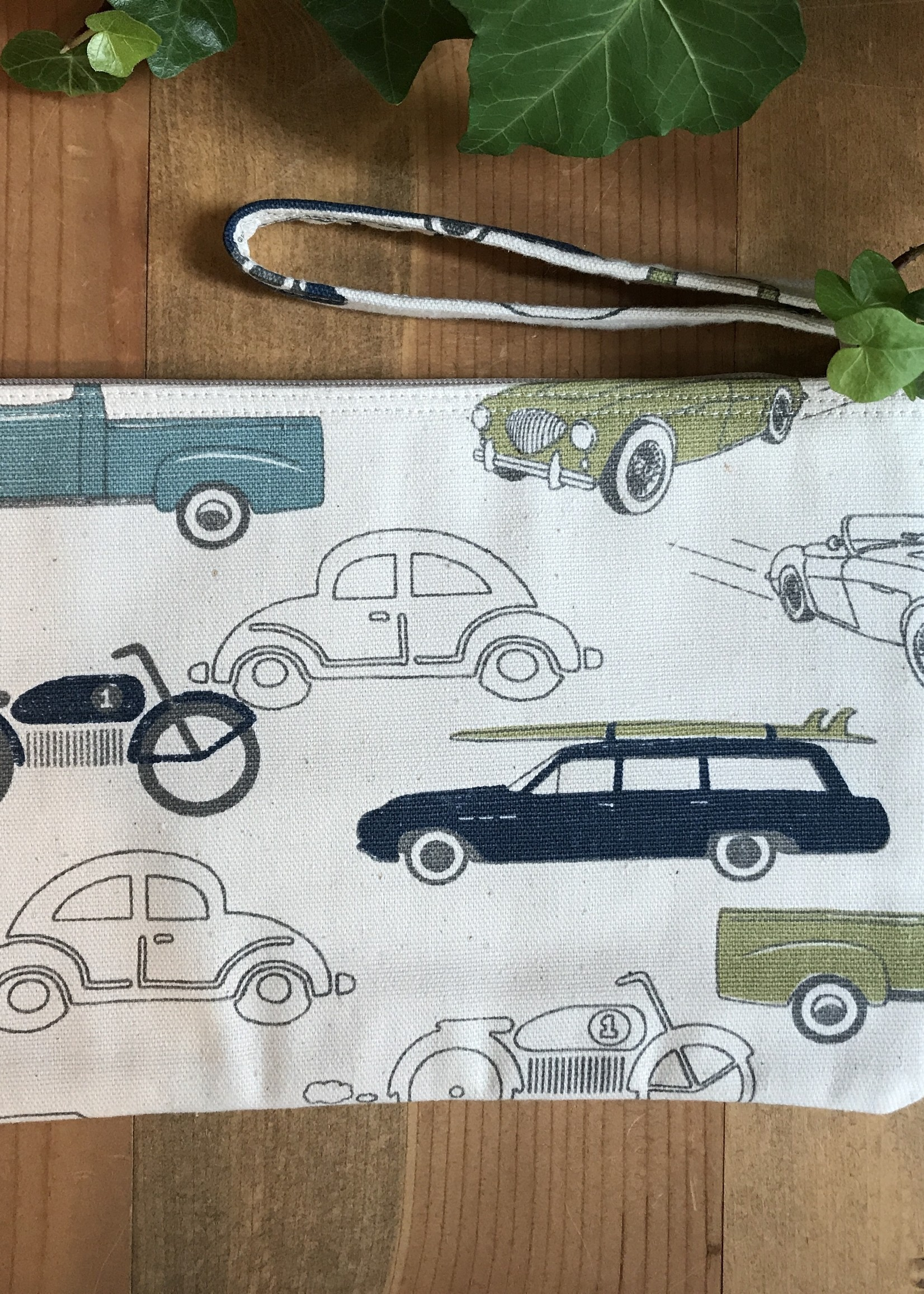 Cars Wristlet