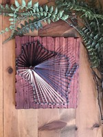 Wisconsin String Art - Grant and Sandy Burdick