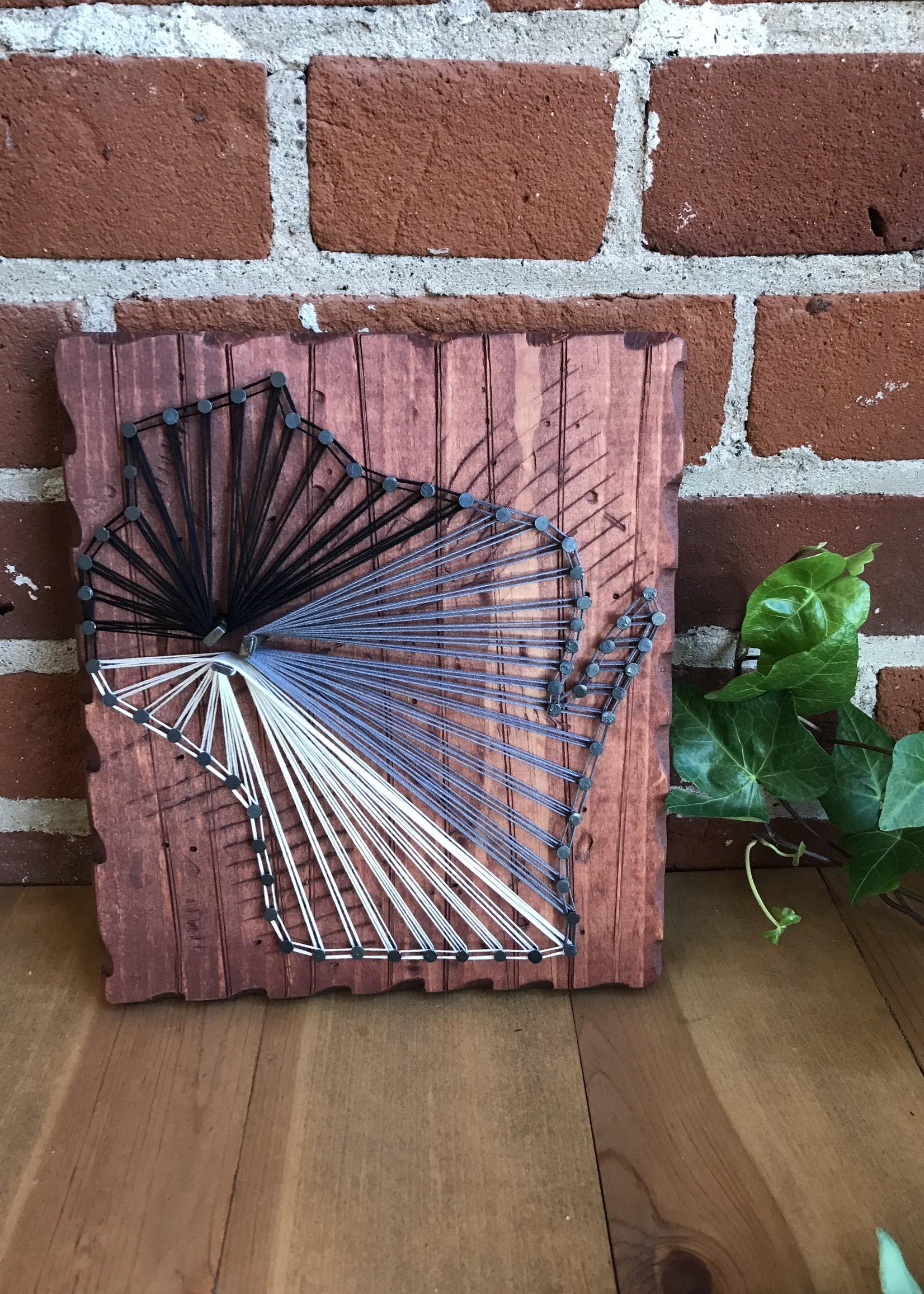 Wisconsin String Art - Grant and Sandy Burdick