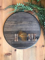 Home String Art - Grant and Sandy Burdick