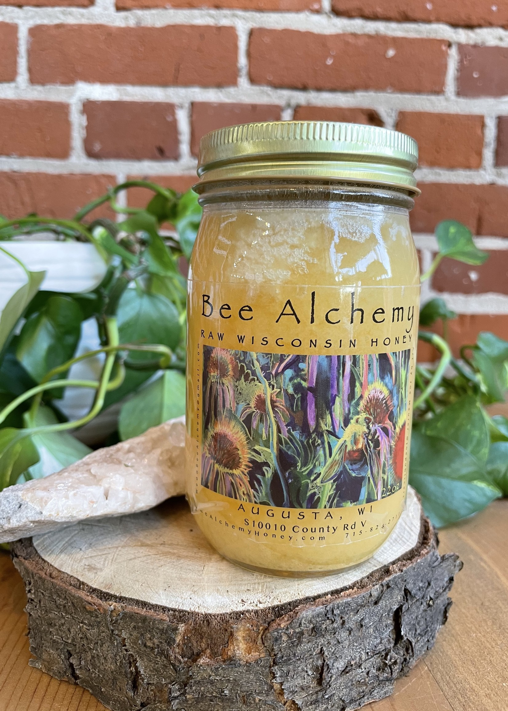 Bee Alchemy Honey