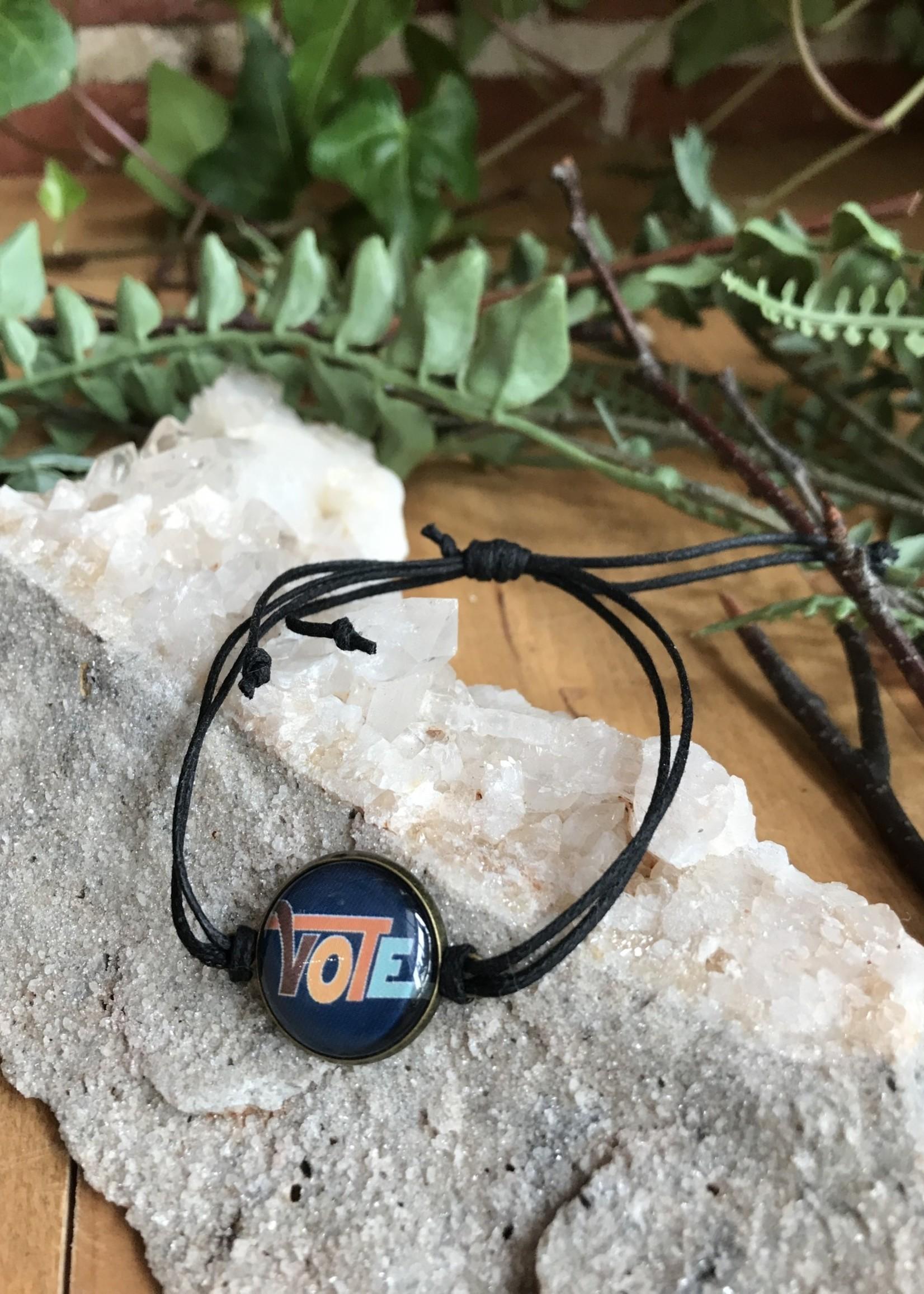 Vote Adjustable Bracelets