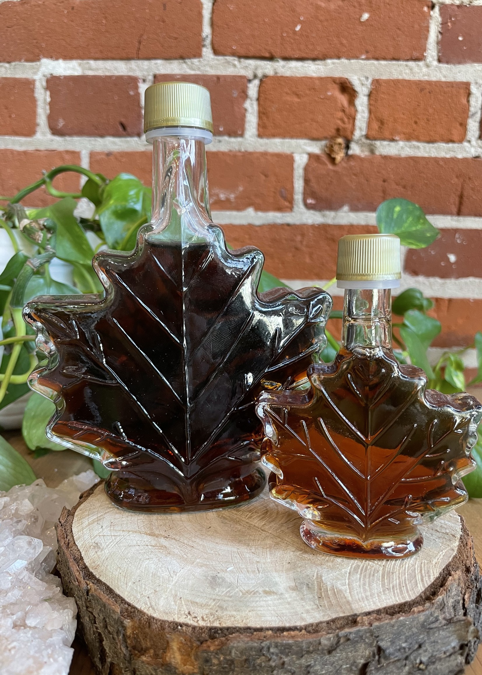 SHABBY WOOL JANE 8oz Maple Syrup Leaf
