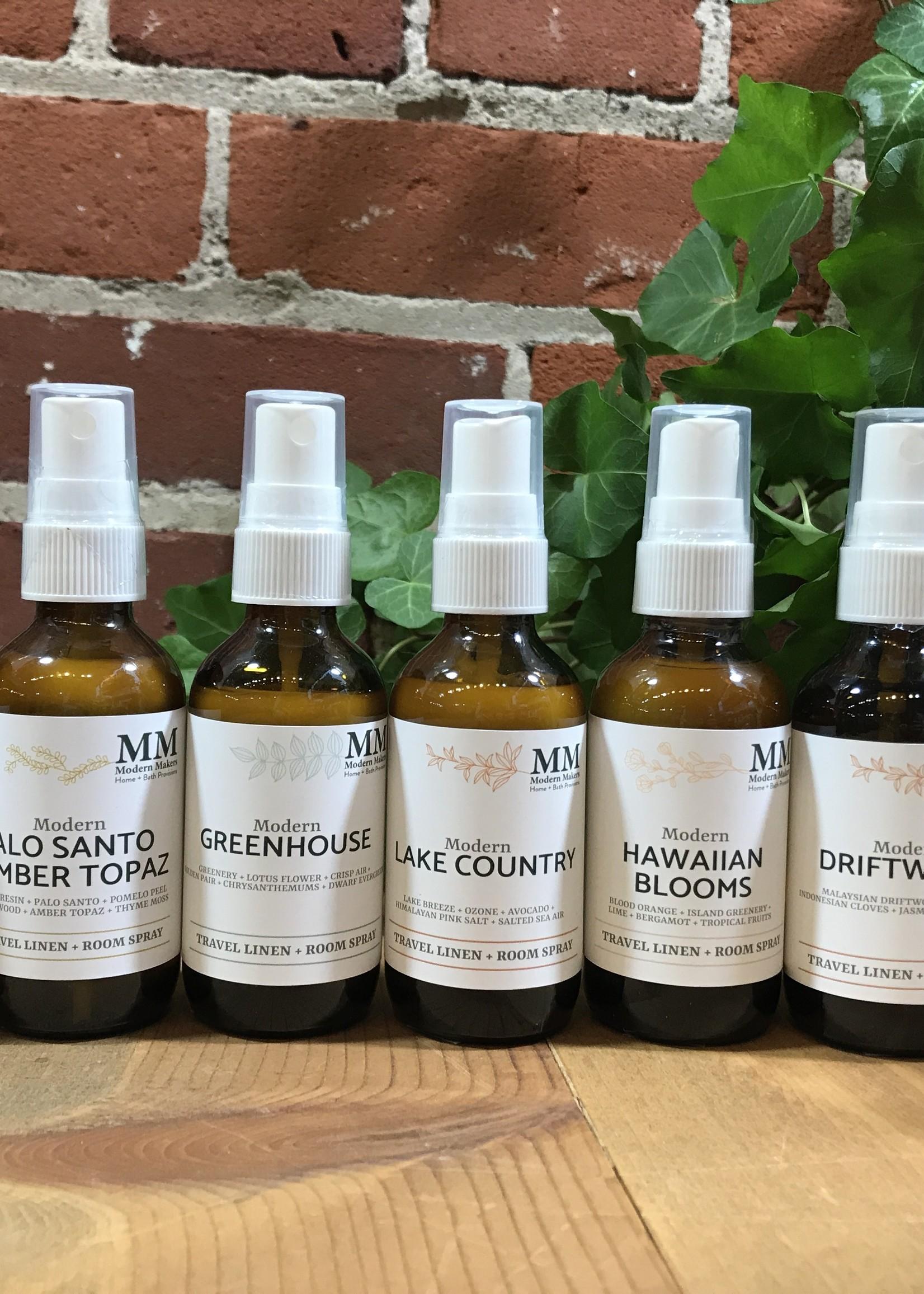 Modern Makers Modern Makers Travel Room Spray