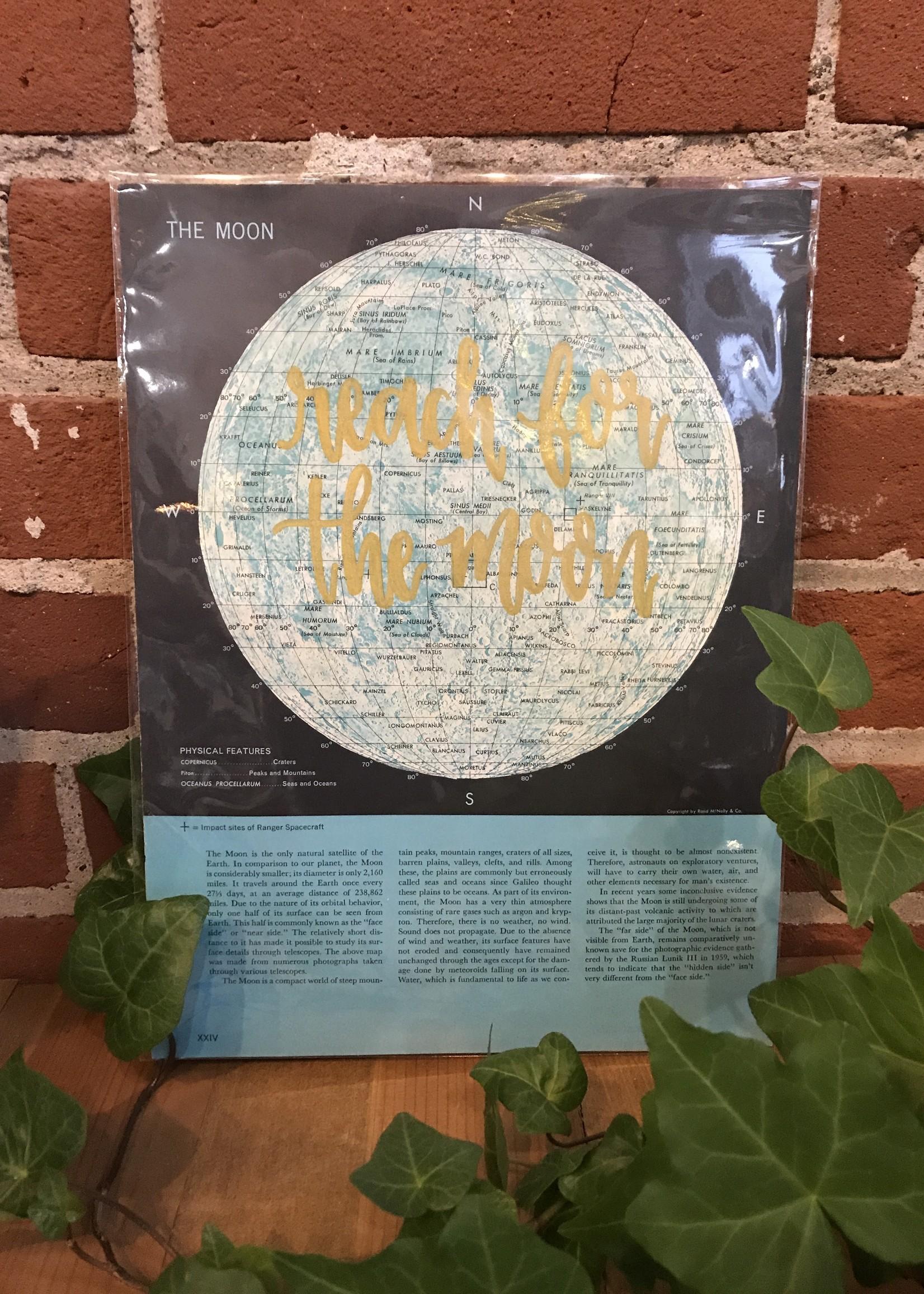 Star Chart Prints - Lakeside Daydreams