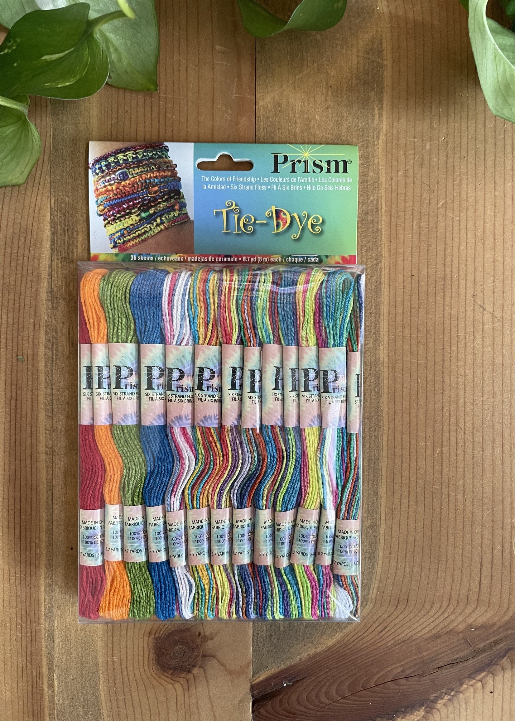 Prism Embroidery Floss Pack