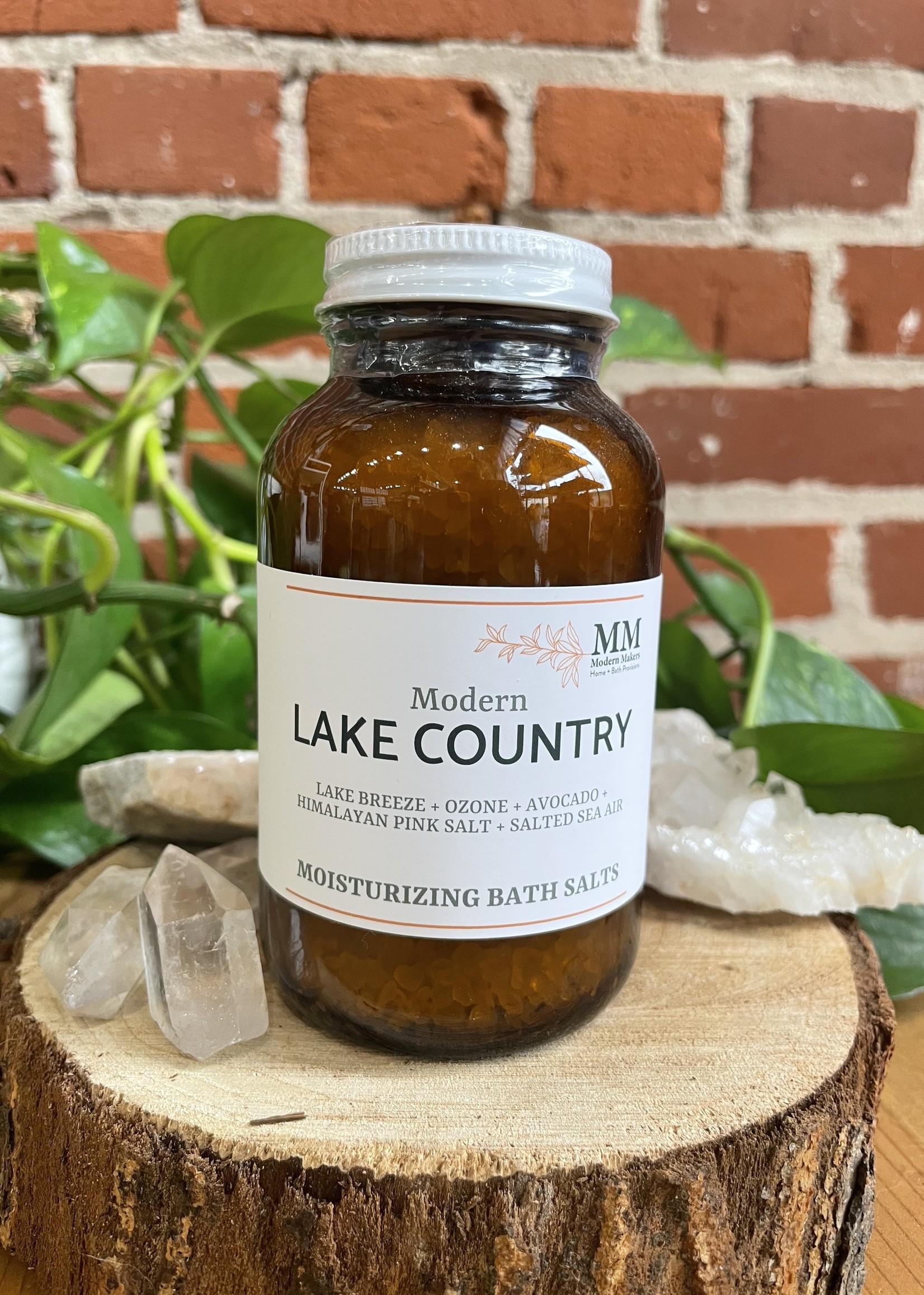 Modern Makers Modern Makers Bath Salts
