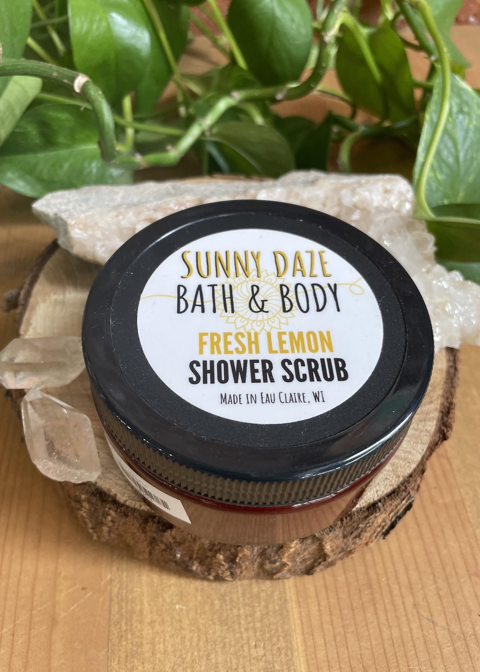sunny daze Sunny Daze Shower Scrub