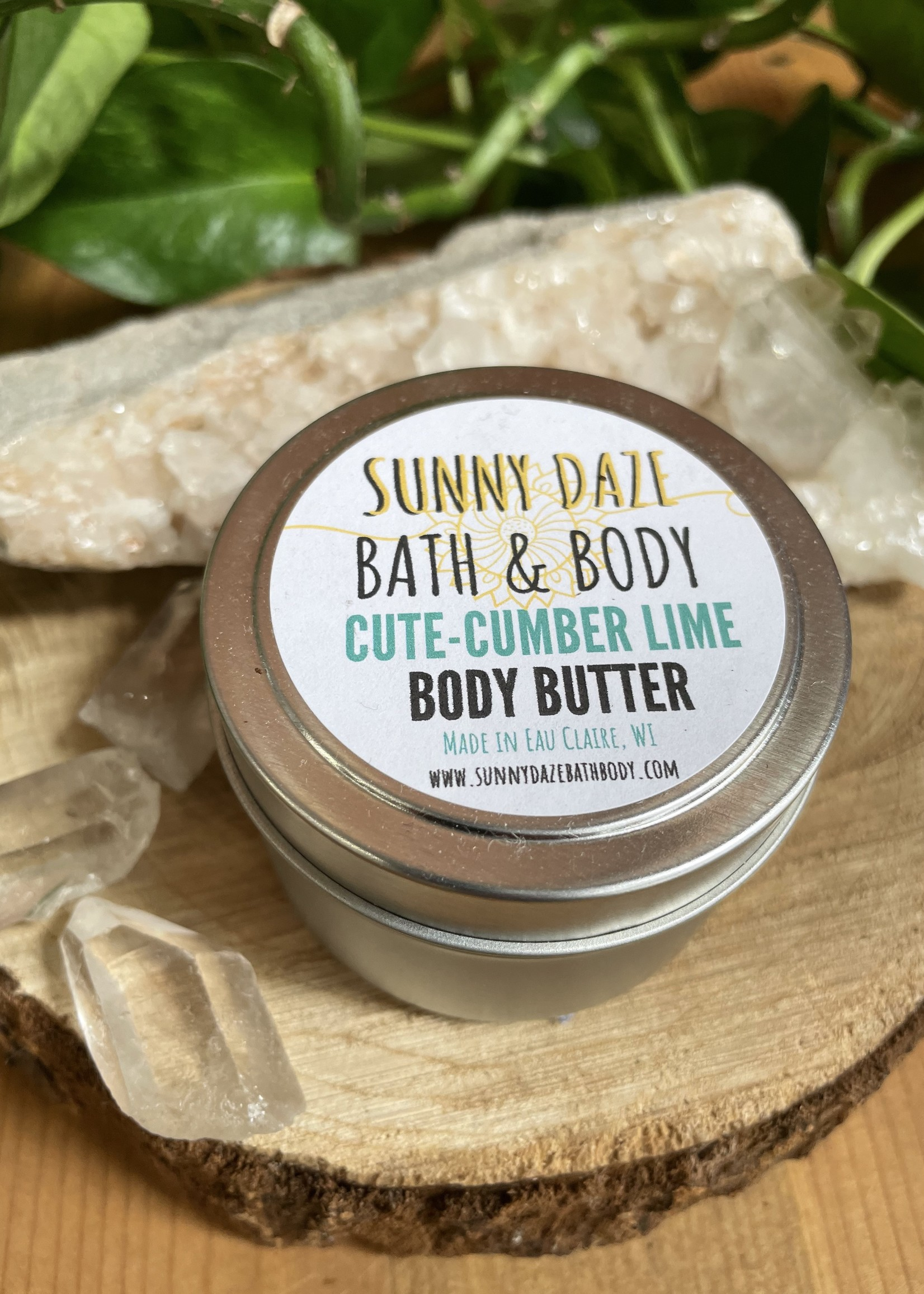 sunny daze Sunny Daze Body Butter