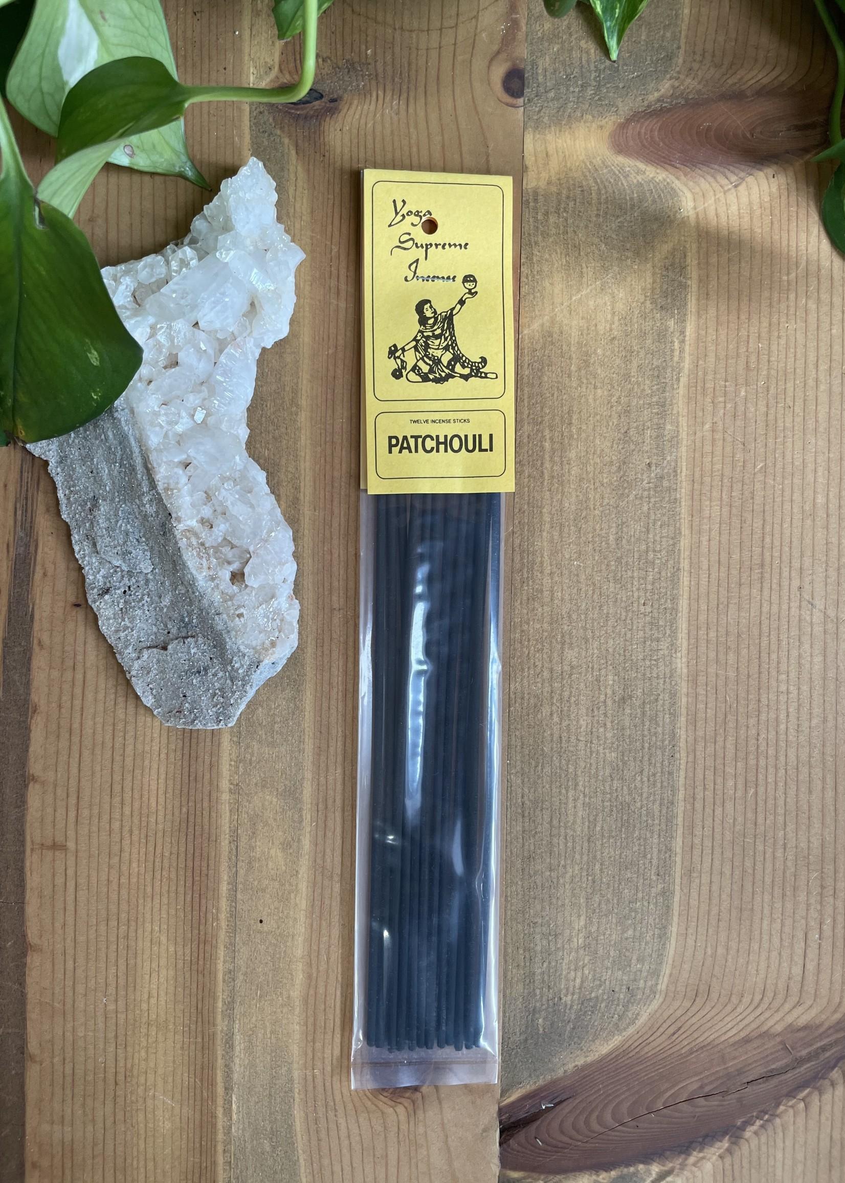Yoga Supreme Incense