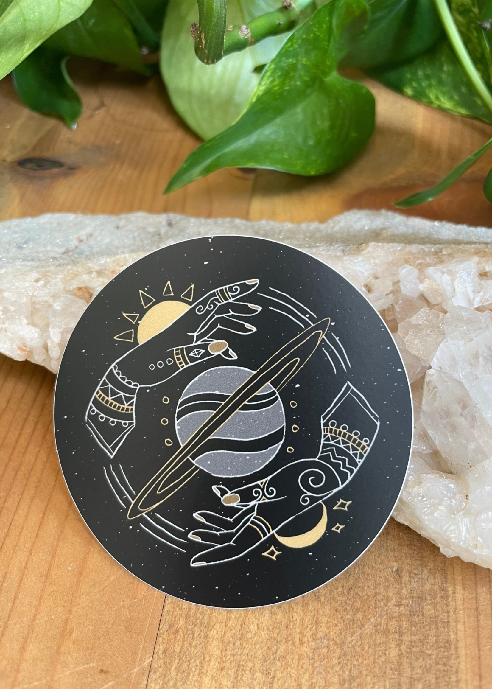 Sticker- Equinox Embrace