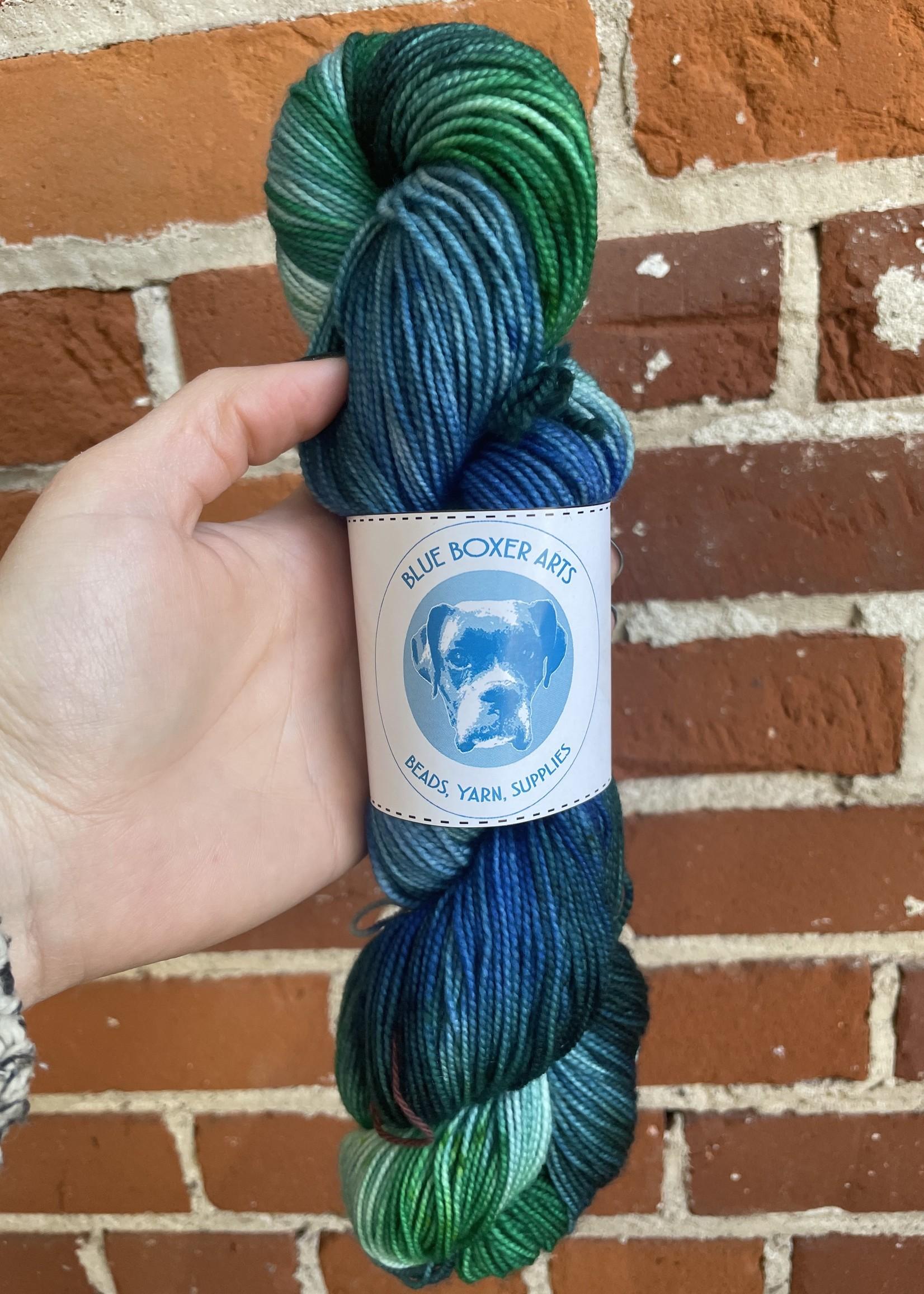Sheila's sock BBA Hand-dyed Yarn