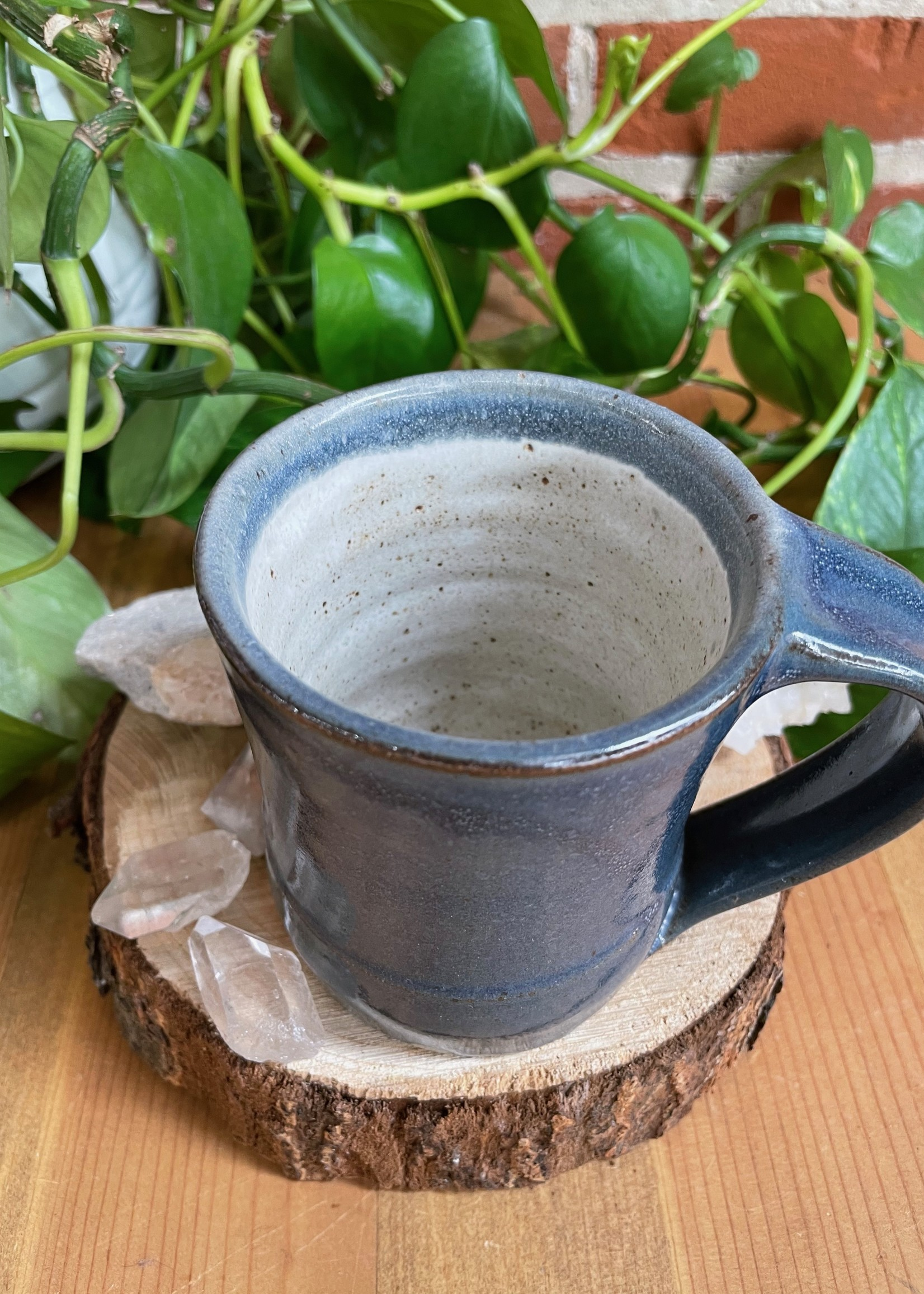 Steel Blue Mug