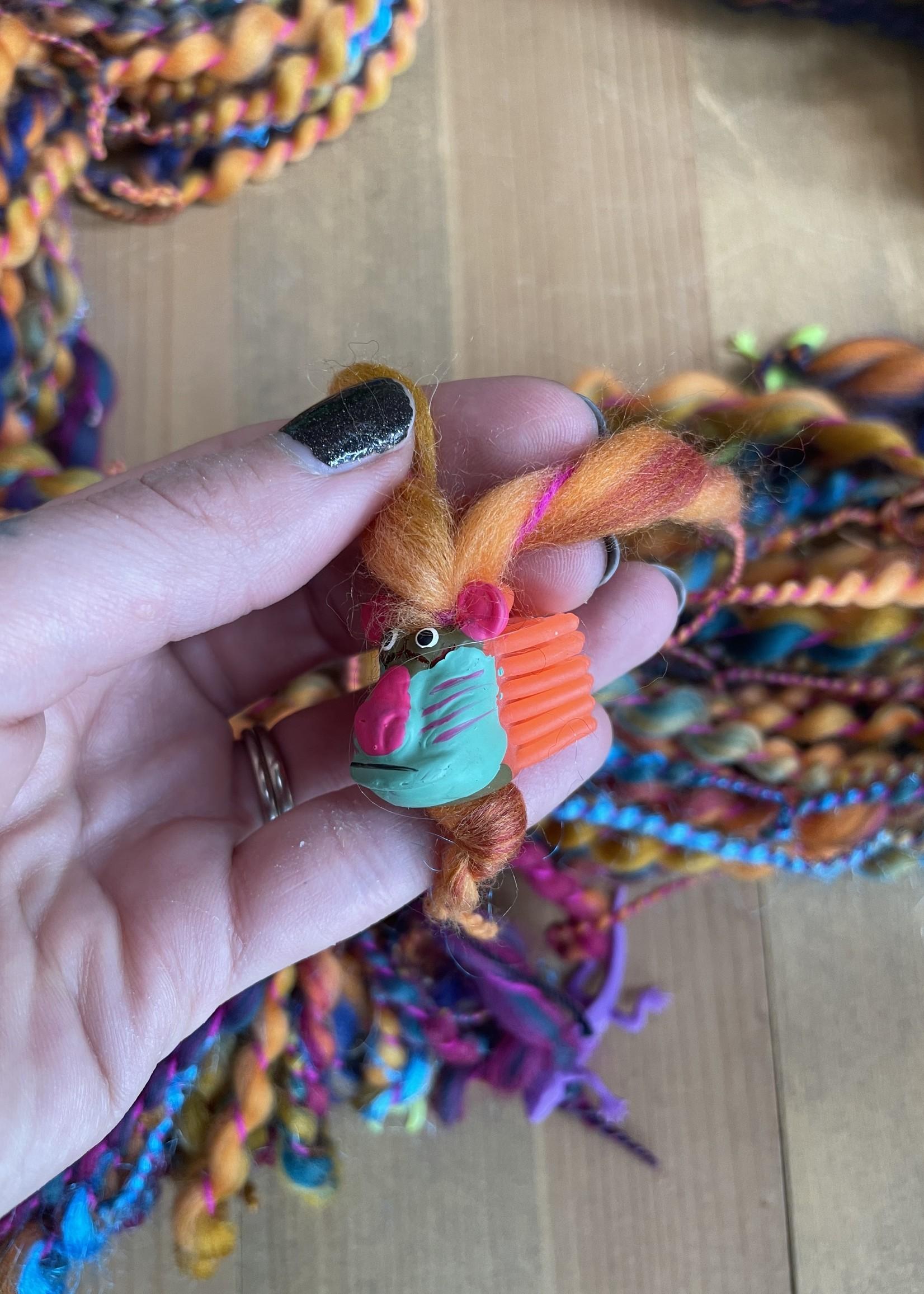 Ruby Slippers Studio Evolution Art Yarn