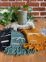 Hometown Yarn Mug Rug